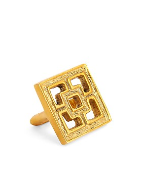 Jonathan Adler - Nixon Napkin Rings, Set of 4