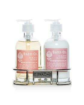 Barr-Co. - Honeysuckle Hand and Body Caddy Set