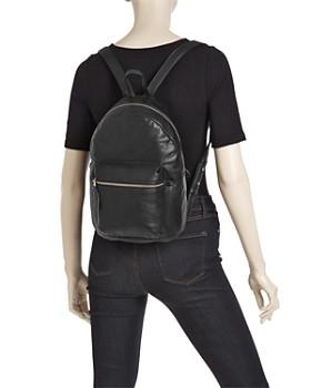 Baggu - Leather Backpack
