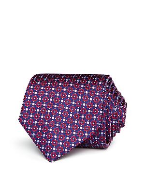 Canali Floret Medallion Classic Tie
