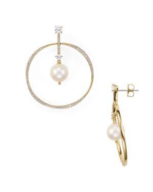 Nadri Lanai Knocker Earrings