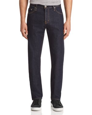 Ag The Ives Athletic Straight Fit Jeans in Highway