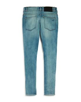 DL1961 - Boys' Contrast Distressed Skinny Jeans - Big Kid