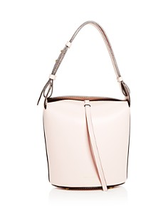 Burberry The Small Leather Bucket Bag - Bloomingdale's_0
