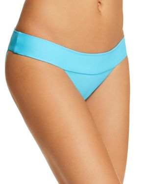 PilyQ Banded Full Bikini Bottom