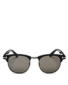 Tom Ford - Men's Laurent Polarized Square Sunglasses, 51mm