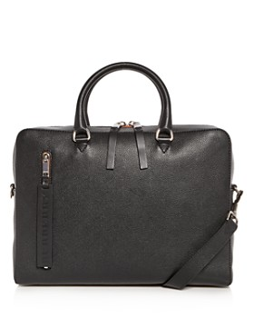Burberry - Ainsworth Leather Briefcase