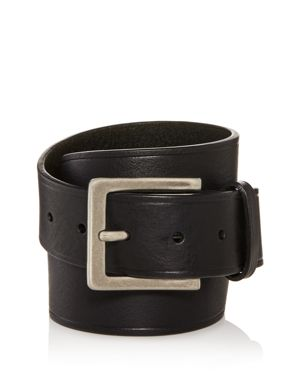 Bryant Park Leather Jeans Belt