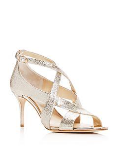 5bcdc9372c8e Women s Becky Glitter Crisscross Slingback Sandals. Even More Options (6).  Imagine VINCE CAMUTO