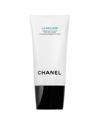 CHANEL - LA MOUSSE Anti-Pollution Cleansing Cream-to-Foam