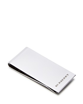Burberry - Logo Money Clip