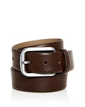 BOSS Hugo Boss - Curtis Leather Belt