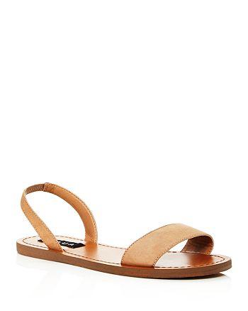 AQUA - Women's Cece Leather Sandals - 100% Exclusive