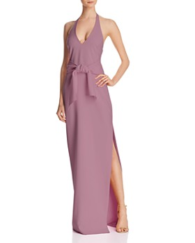 LIKELY - Stapleton Halter Gown