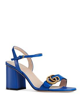 b9bb8a45637 Gucci - Women s Marmont Open-Toe Sandals ...
