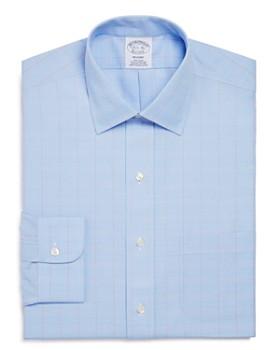 Brooks Brothers - Overcheck Classic Fit Dress Shirt