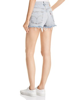 Levi's - 501 Denim Shorts in Waveline