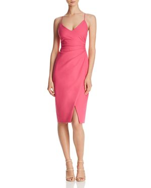 BOWERY RUCHED DRESS