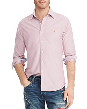 Polo Ralph Lauren - Oxford Classic Fit Button-Down Shirt