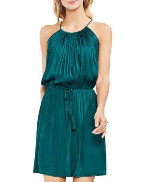 Vince Camuto Sleeveless Drawstring Dress