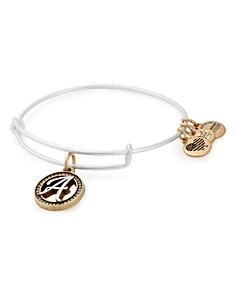 Alex and Ani - Initial Two-Tone Expandable Bracelet