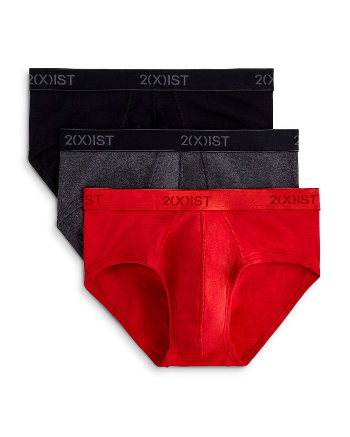 2(X)IST - Cotton Contour Pouch Briefs, Pack of 3