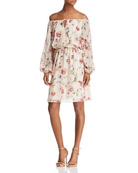 59ea57de055b Adrianna Papell - Bonita Peasant Dress ...