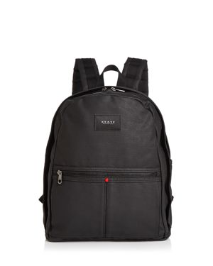 KENT COATED CANVAS BACKPACK
