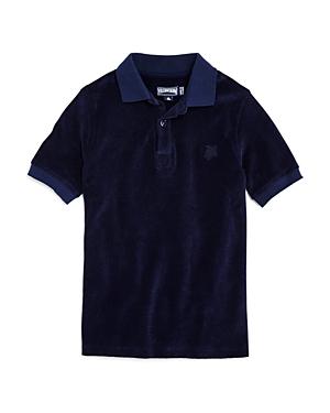 Vilebrequin Boys' Terry Polo Shirt - Little Kid