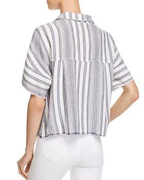 Bella Dahl - Stripe Camp Shirt