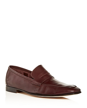 Paul Smith Men's Glynn Leather Penny Loafers