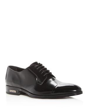 Paul Smith Men's Spencer Leather Cap Toe Oxfords