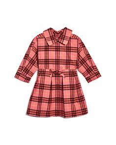 Burberry - Girls' Mini Crissida Check Dress - Baby