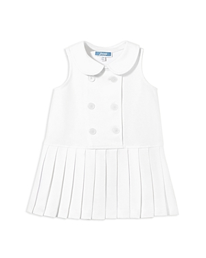 Jacadi Girls Pleated Dress  Baby