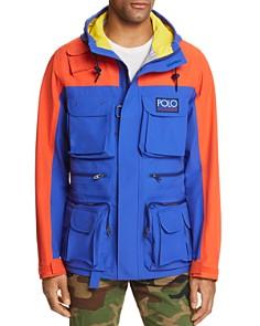 Polo Ralph Lauren - Polo Hi-Tech Color-Block Anorak Jacket - 100% Exclusive
