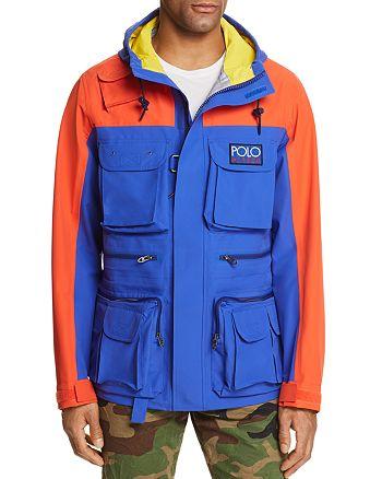 Block Anorak Hi 100 Tech Ralph Jacket Polo Lauren Color Wbe9HYD2IE