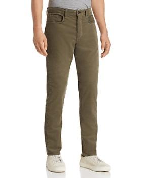 rag & bone - Fit 2 Slim Fit Corduroy Pants - 100% Exclusive