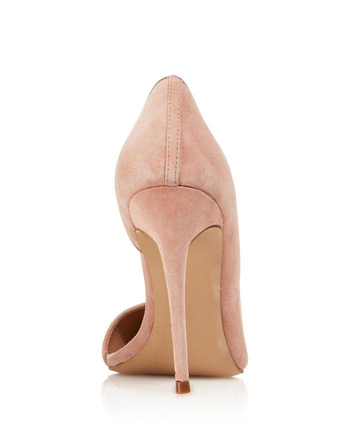 f022f5cbdad Women's Dion Half d'Orsay High-Heel Pumps - 100% Exclusive