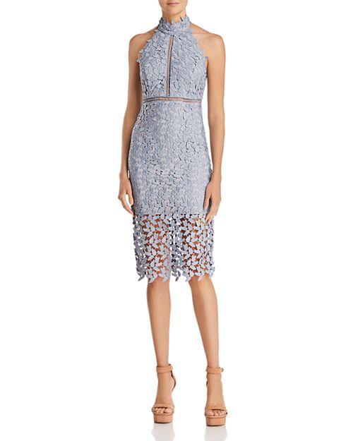 Bardot - Gemma Lace Halter Dress