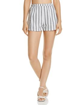 AQUA - Stripe Shorts - 100% Exclusive