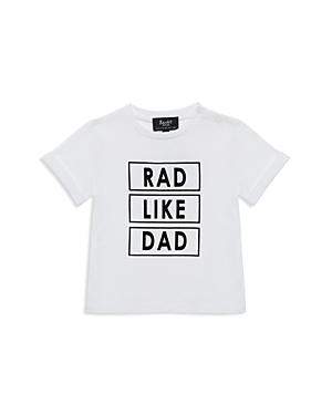 Bardot Boys' Rad Like Dad Tee - Baby