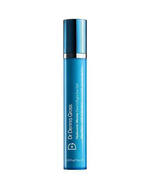 Dr. Dennis Gross Skincare - Hyaluronic Marine Dew It Right Eye Gel