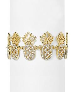 BAUBLEBAR Colada Pavé Pineapple Bracelet - Bloomingdale's_0