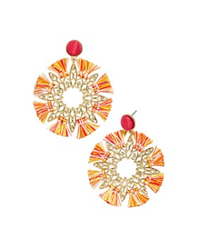 BAUBLEBAR - Samiya Starburst Drop Earrings