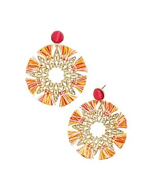 Baublebar Samiya Starburst Drop Earrings