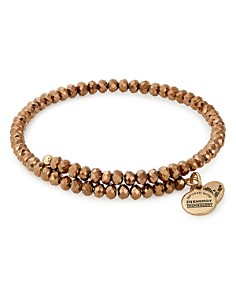 Alex and Ani Brilliance Copper Spark Expandable Wrap Bracelet - Bloomingdale's_0