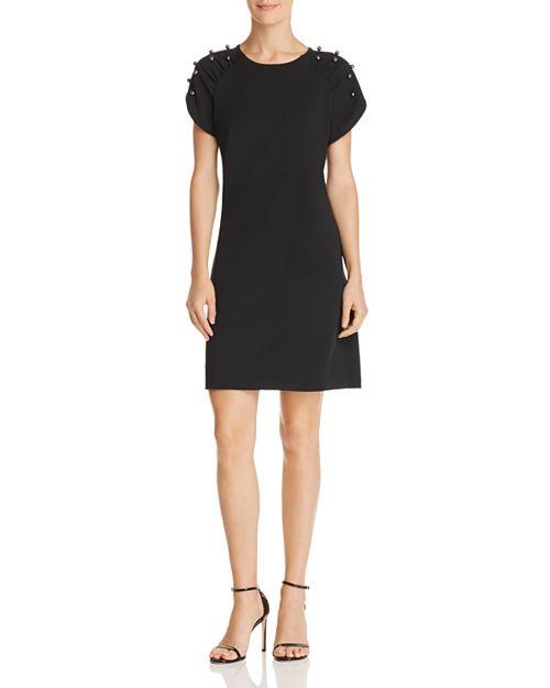 Betsey Johnson - Embellished Shift Dress