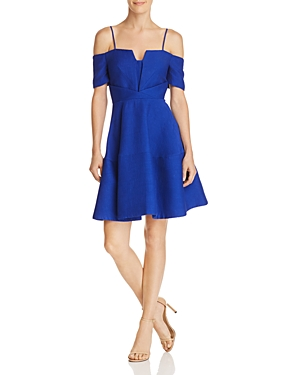 Elliatt LYSSANDER COLD-SHOULDER DRESS