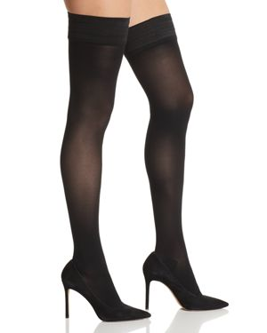ITEM M6 STAY-UP TRANSLUCENT TIGHTS