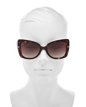 da65dade471 ... 54mm Tom Ford - Women s Gianna Square Sunglasses